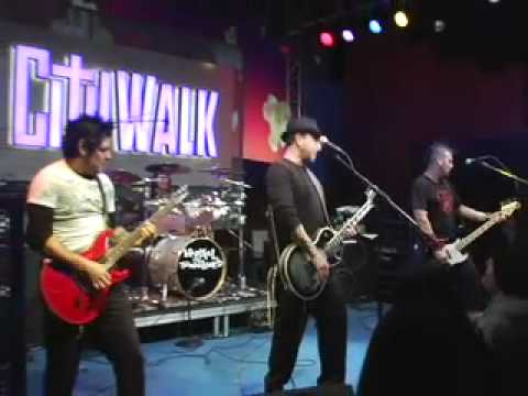 Harmful if Swallowed live at CityWalk