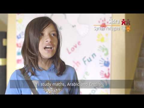 Syrian Refugees in informal education programmes in Lebanon