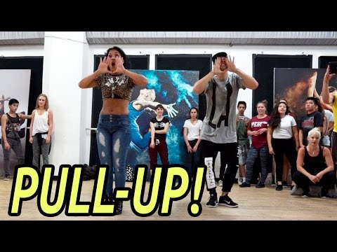 """PULL-UP"" - Jason Derulo Dance 