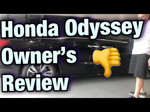 2019 Honda Odyssey Elite Owner's Review after 10,000 miles