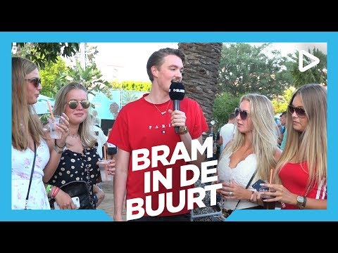 Fixen in Albufeira - Bram In De Buurt | SLAM!