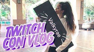Gambar cover Valkyrae TwitchCon 2018 Vlog! I love you guys.