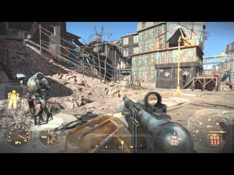 Fallout 4 - Settlement defense and rescue missions