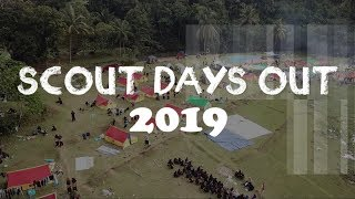 Keseruan Scout Days Out 2019