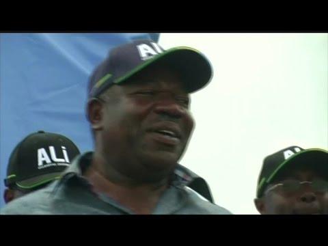 Gabon, Présidentielle 2016 : JT Campagne du 24/08/2016