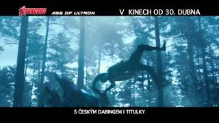 Avengers: Age of Ultron (2015) český TV/online spot