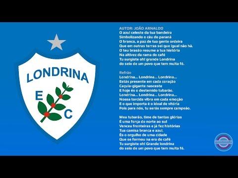 Hino Oficial do Londrina Esporte Clube - Hinos de Futebol (letra da música)  - Cifra Club ad8a7d1b0990f