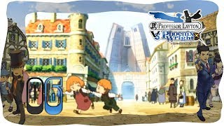 Vídeo El Profesor Layton vs. Phoenix Wright: Ace Attorney