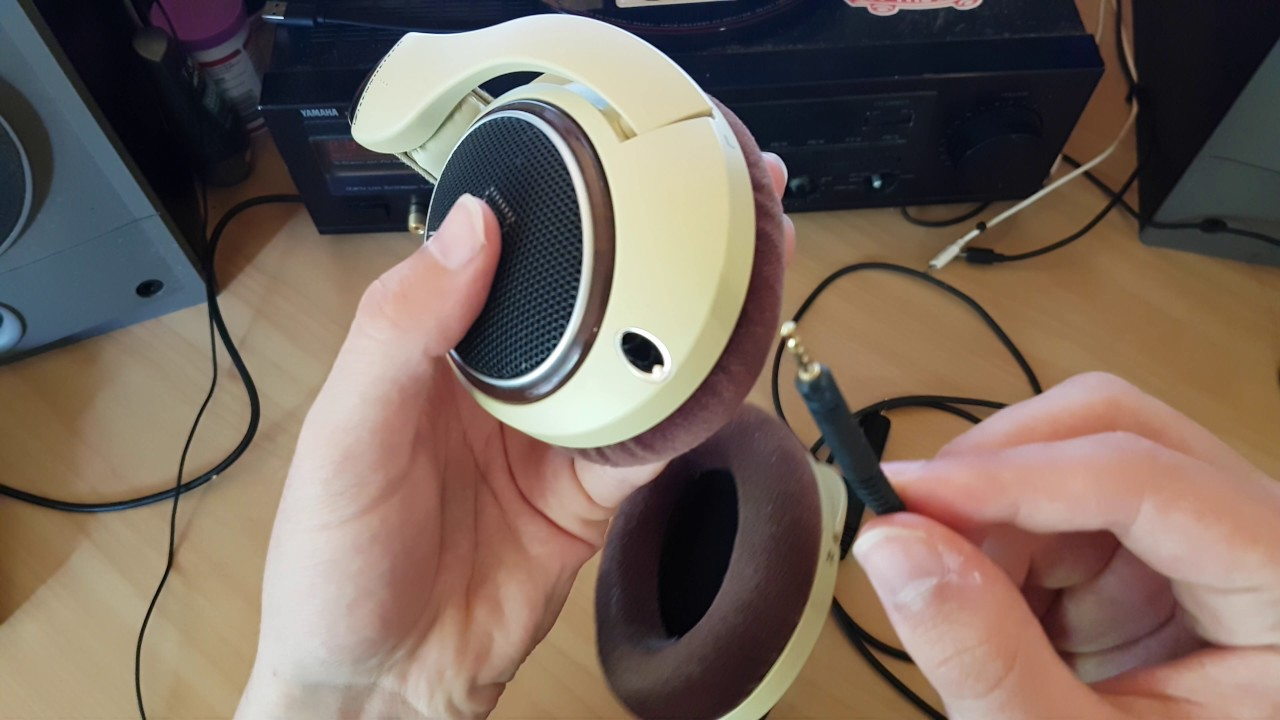 Ivory HD 599 Sennheiser Over Ear Headphone