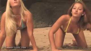 Repeat youtube video ^micro bikini girls on the beach (hd)