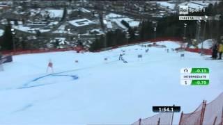 Slalom Gigante maschile mondiali Schladming 15/02/2013 1°. 2° e 3° classificato