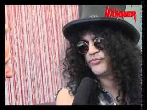 Slash Drinks Interview