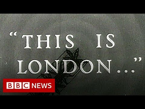 BBC's secret World War Two role revealed - BBC News