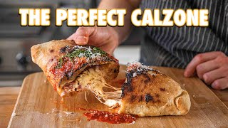 Perfect Homemade Cheesy Calzones (2 Methods)