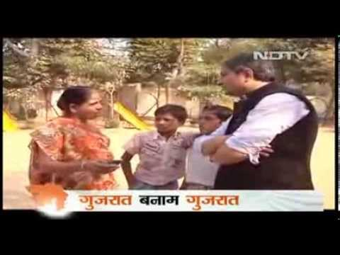Gujarat Vs Gujarat - Prime Time - NDTV - Full - Ravish Kumar