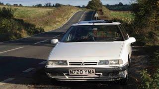Citroen XM Road Test - My new car