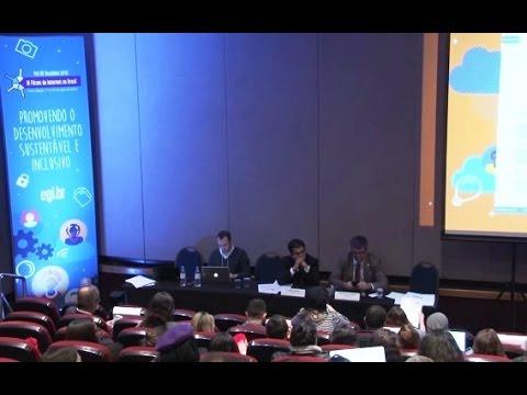 [VI Fórum da Internet no Brasil] Trilha 2: Segurança e Direitos na Internet (2/3)