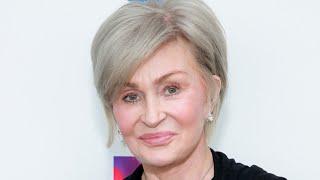 The Talk Producers Have Bad News For Sharon Osbourne