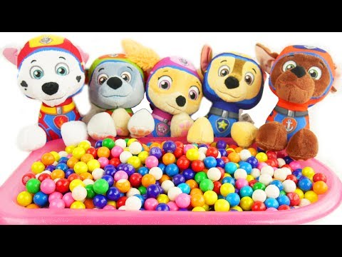 Thumbnail: Five Little Monkeys Jumping on the Bed Paw Patrol Sea Patrol Twinkle Twinkle Gumball Bath Surprises