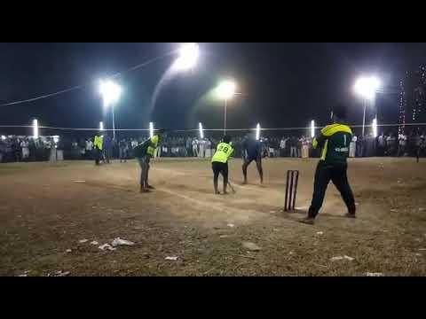 Fled light County Cricket kerala.. final match