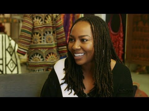 Opal Tometi: How Nigeria helped inspire #BlackLivesMatter - BBC Africa
