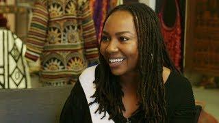 Opal Tometi: How Nigeria helped inspire #BlackLivesMatter - BBC Africa