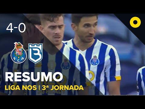 Resumo: FC Porto 4-0 Belenenses SAD - Liga NOS | SPORT TV