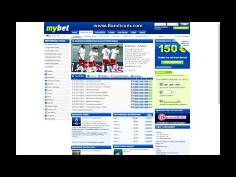 Video Mybet sportwetten bonus code