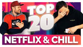 20 neue NETFLIX & CHILL Alternativen