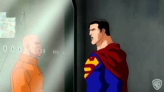 All Star Superman - Visiting Lex