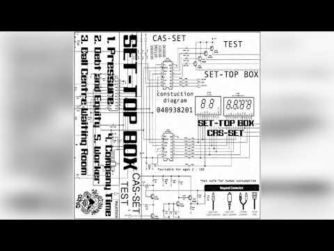 Set-Top Box - Cas-Set Test