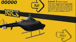 Redline Rumble 3 - Level 3: Police Copter