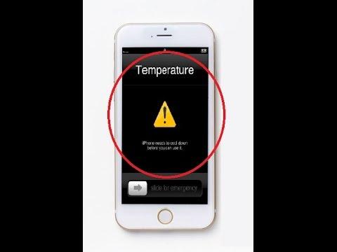 NEW IPHONE 6S PROBLEM OVERHEATING !!! 問題 過熱 - YouTube