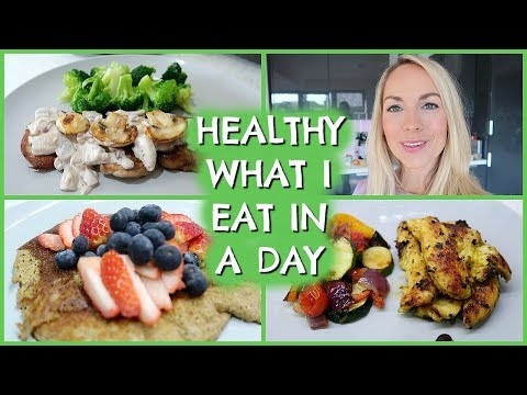 HEALTHY WHAT I EAT IN A DAY  |  WHAT I EAT TO MAINTAIN MY WEIGHT LOSS  |  EMILY NORRIS