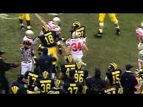 Greatest Season: 1995 Football - Michigan Beats Ohio State