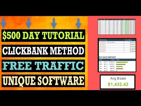 🔥 How To Make Money On Clickbank For Free 2020 🔥