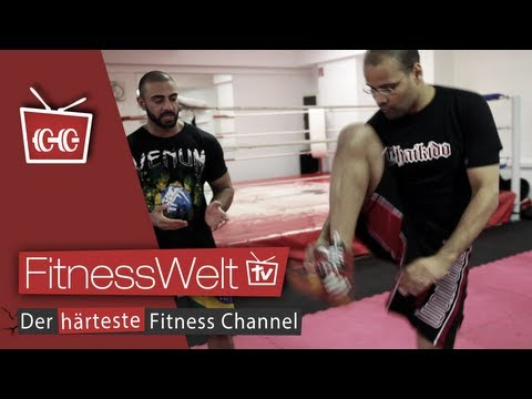 Bodyguard Training Aufwärmen 2: Das Workout Tutorial mit Bodyguard Markus Karallus -Coach Seyit thumbnail