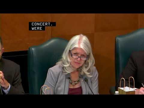 Houston City Council - Public Speakers - White Oak Music Hall