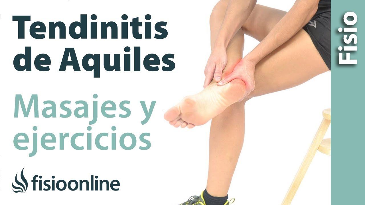 medicamentos para curar tendones
