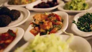 Израиль на талерке: завтрак, обед и ужин