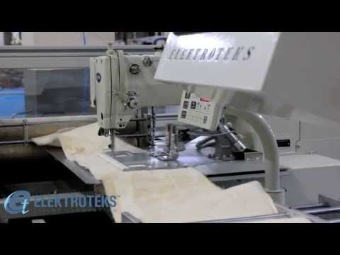 HANDLE SEWING MACHINE WITH CUTTING SYSTEM
