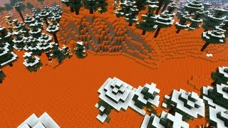 The Floor is Lava -- Minecraft Game Mode