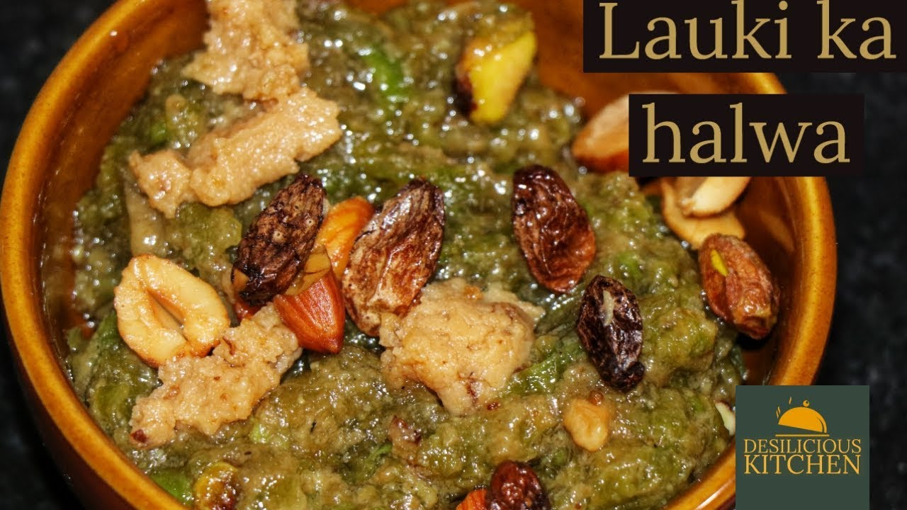 Recipe of Lauki ka Halwa | Gluten Free Recipe