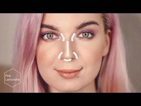 Уменьшить нос быстро БЕЗ ОПЕРАЦИИ. Как делать контуринг носа | NOSE CONTOUR