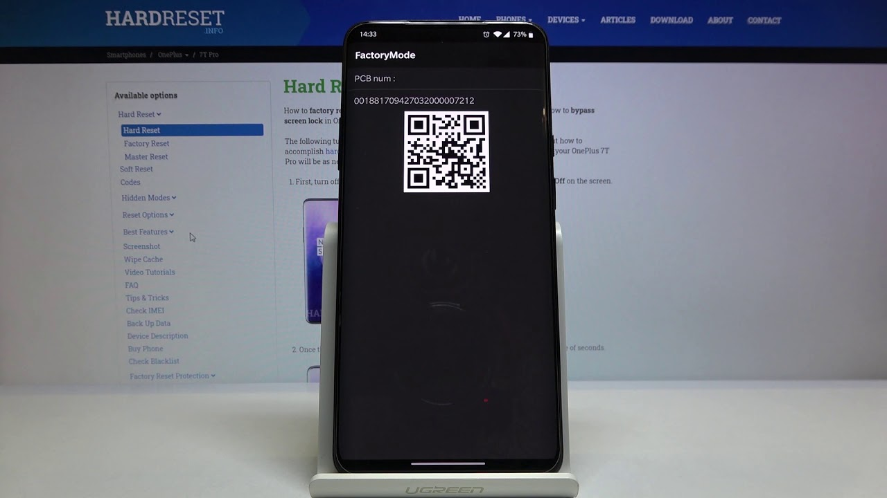 How to Check PCBA Number in OnePlus Phone - YouTube