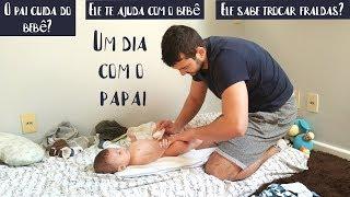 Um dia com o papai