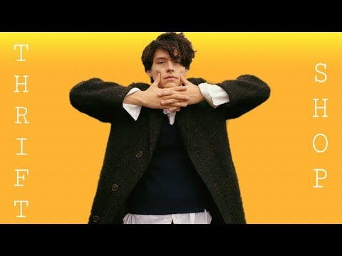 Cole Sprouse ~ Thrift Shop