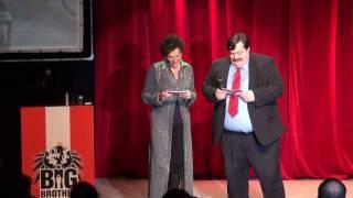 Big Brother Awards 2010 (Österreich) / Teil 4/17 Anmoderation Behörden&Verwaltung: Werner Gruber