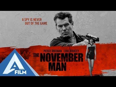 Phim Hành Động Mỹ Cực Hay: Sát Thủ Tháng 11 (November Man) | AFILM