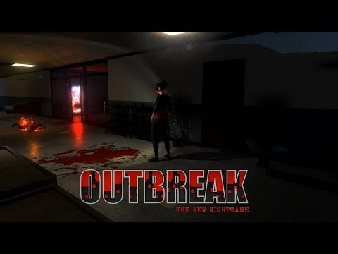 Outbreak: The New Nightmare - Singleplayer Gameplay (Co-op Survival Horror Game)